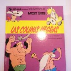 Cómics: LUCKY LUKE - LAS COLINAS NEGRAS - GRIJALBO/DARGAUD - 1982 - ESTADO PERFECTO. Lote 239872900