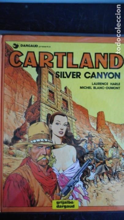 JONATHAN CARTLAND Nº 6 (Tebeos y Comics - Grijalbo - Otros)