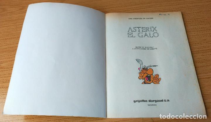 Cómics: ASTÉRIX - El galo (tapa blanda) - Foto 4 - 240125350