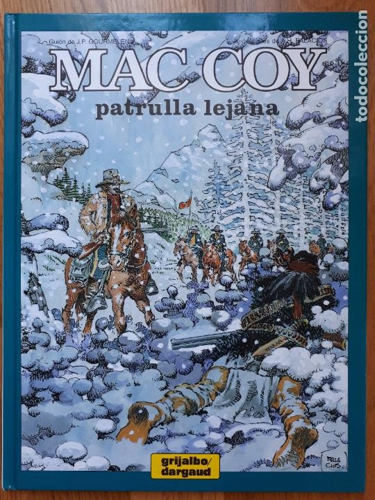 MAC COY - Nº 20 PATRULLA LEJANA (Tebeos y Comics - Grijalbo - Mac Coy)