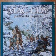 Cómics: MAC COY - Nº 20 PATRULLA LEJANA. Lote 240163115