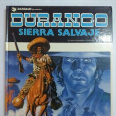 Cómics: DURANGO Nº5/SIERRA SALVAJE/GRIJALBO.. Lote 240488265