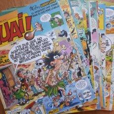 Cómics: GUAI! - LOTE CON 14 EJEMPLARES (2,3,4,5,6,7,8,9,10,22,27,38,130,161). Lote 240592965