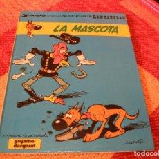Cómics: RANTANPLAN LA MASCOTA ( EN CATALÁN ) DARGAUD LUCKY LUKE MORRIS. Lote 240644960
