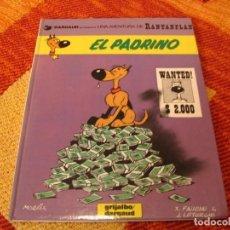 Cómics: RANTANPLAN EL PADRINO DARGAUD LUCKY LUKE MORRIS. Lote 240645330