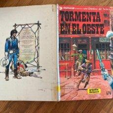 Comics : ¡LIQUIDACION COMIC 2 EUROS! PEDIDO MINIMO 5 EUROS - UNA AVENTURA DEL TENIENTE BLUEBERRY 17 - GCH. Lote 240799525