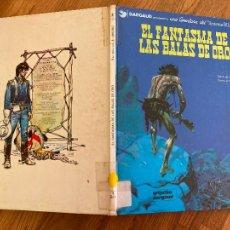 Comics : ¡LIQUIDACION COMIC 2 EUROS! PEDIDO MINIMO 5 EUROS - UNA AVENTURA DEL TENIENTE BLUEBERRY 2 - GCH. Lote 240800240
