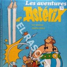 Cómics: LES AVENTURES D' ASTERIX VOLUMEN 7 - EDITADO EN CATALAN. Lote 241065125