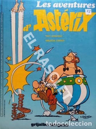 LES AVENTURES D' ASTERIX - VOLUMEN 3 - EDITADO EN CATALAN (Tebeos y Comics - Grijalbo - Asterix)