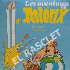 Cómics: LES AVENTURES D' ASTERIX - VOLUMEN 5 - EDITADO EN CATALAN. Lote 241065605
