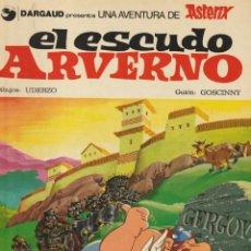 Cómics: ASTERIX. EL ESCUDO DEL AVERNO. ED JUNIOR. GRIJALBO. 1977. Lote 241308700