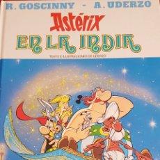 Cómics: ASTÉRIX EN LA INDIA , GRIJALBO ,JUNIOR S.A. 1967 PERFECTO ESTADO!. Lote 241471515
