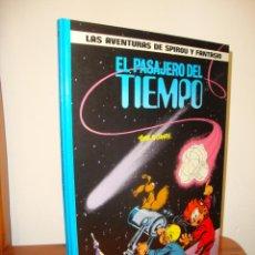 Comics: LAS AVENTURAS DE SPIROU Y FANTASIO, 22. EL PASAJERO DEL TIEMPO - TOME & JANRY - MUY BUEN ESTADO. Lote 241701395