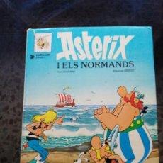 Cómics: ASTERIX I ELS NORMANDS // GRIJALBO DARGAUD. Lote 241703175