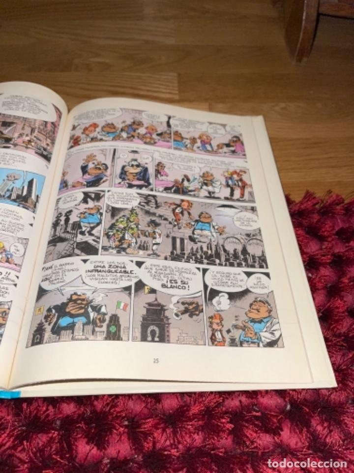 Cómics: SPIROU Y FANTASIO Nº 25 EN NUEVA YORK. GRIJALBO 1991. DIFÍCIL!!!! NUEVO - Foto 6 - 241791540