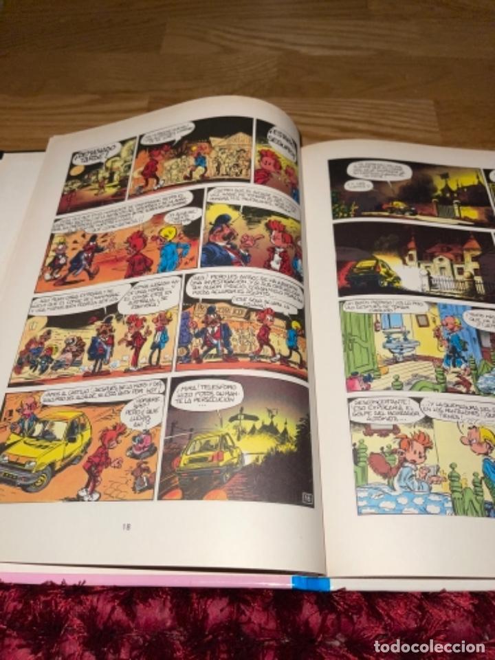 Cómics: LAS AVENTURAS DE SPIROU Y FANTASIO - ¿QUIEN DETENDRA A CIANURO ? - EDICIONES JUNIOR - NUEVO - Foto 4 - 241793475