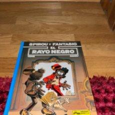 Cómics: LAS AVENTURAS DE SPIROU Y FANTASIO Nº 32. EL RAYO NEGRO. JUNIOR GRIJALBO 1993 PERFECTO. Lote 241793810