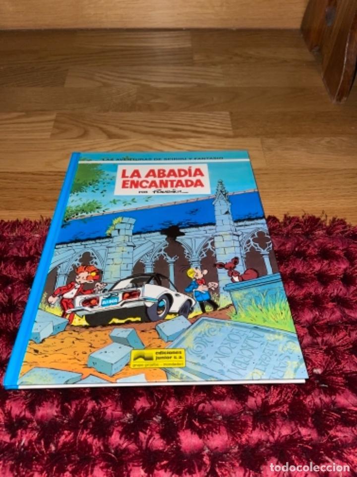 SPIROU Y FANTASIO LA ABADÍA ENCANTADA GRIJALBO 1994 NUEVO (Tebeos y Comics - Grijalbo - Spirou)