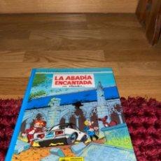 Comics: SPIROU Y FANTASIO LA ABADÍA ENCANTADA GRIJALBO 1994 NUEVO. Lote 241794085