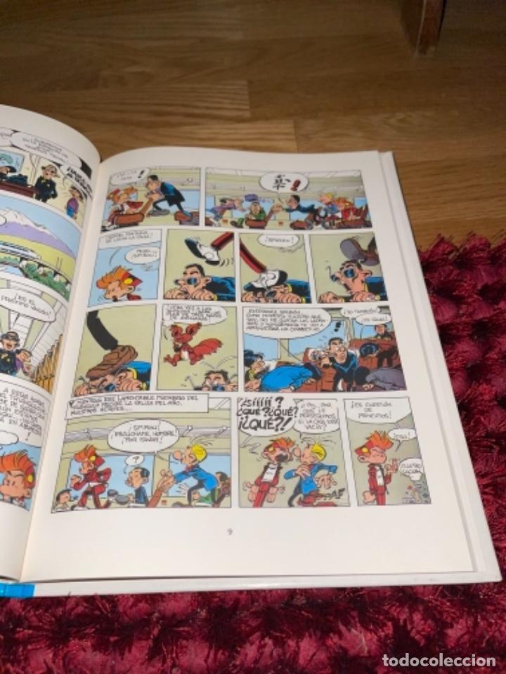Cómics: GLUCOSA PARA NOEMI - LAS AVENTURAS DE SPIROU Nº 34 - ED. JUNIOR 1993, 1ª EDICION - COMO NUEVO - Foto 5 - 241794915