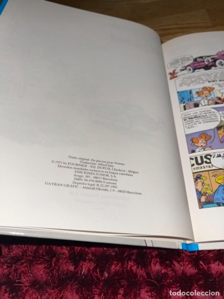 Cómics: GLUCOSA PARA NOEMI - LAS AVENTURAS DE SPIROU Nº 34 - ED. JUNIOR 1993, 1ª EDICION - COMO NUEVO - Foto 6 - 241794915