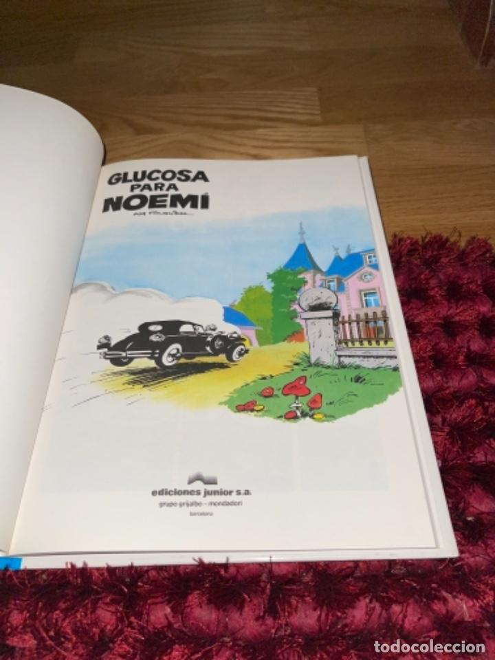 Cómics: GLUCOSA PARA NOEMI - LAS AVENTURAS DE SPIROU Nº 34 - ED. JUNIOR 1993, 1ª EDICION - COMO NUEVO - Foto 7 - 241794915