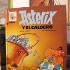 Comics : ASTÉRIX Y EL CALDERO. UDERZO GOSCINNY. GRIJALBO DARGAUD 1997 - CÓMIC. Lote 242289785