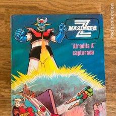 Comics: MAZINGER Z Nº 3 - AFRODITA A CAPTURADA - GRIJALBO - TAPA DURA - GCH. Lote 242299750
