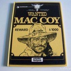Cómics: JUNIOR GRIJALBO MAC COY 5 WANTED. Lote 242463445