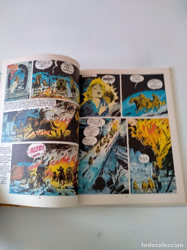 Cómics: El Teniente Blueberry número 14 El Jinete Azul Grijalbo-Dargaud 1981 - Foto 7 - 242472425