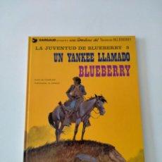 Cómics: EL TENIENTE BLUEBERRY NÚMERO 13 UN YANKEE LLAMADO BLUEBERRY GRIJALBO-DARGAUD 1981. Lote 242475265