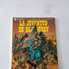 Cómics: EL TENIENTE BLUEBERRY NÚMERO 12 LA JUVENTUD DE BLUEBERRY GRIJALBO-DARGAUD 1980. Lote 242481335