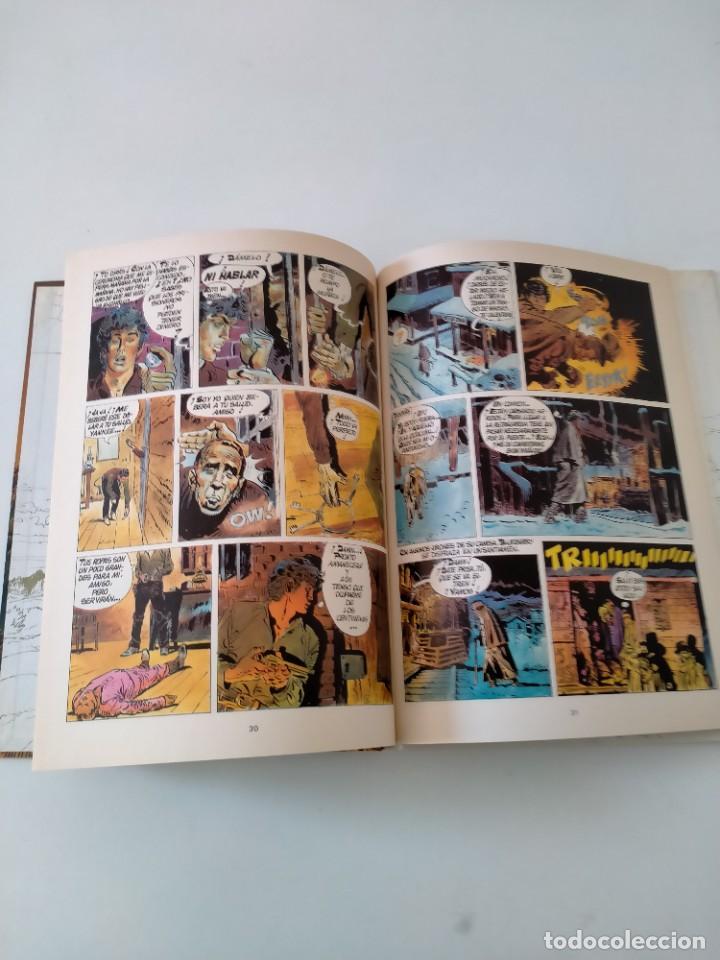 Cómics: El Teniente Blueberry número 12 La Juventud de Blueberry Grijalbo-Dargaud 1980 - Foto 5 - 242481335