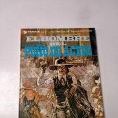 Cómics: EL TENIENTE BLUEBERRY NÚMERO 4 EL HOMBRE DEL PUÑO DE ACERO GRIJALBO-DARGAUD 1978. Lote 242851120