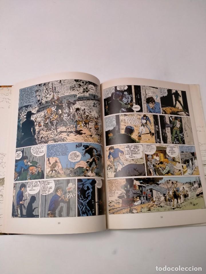 Cómics: El Teniente Blueberry número 4 El Hombre del Puño de Acero Grijalbo-Dargaud 1978 - Foto 5 - 242851120