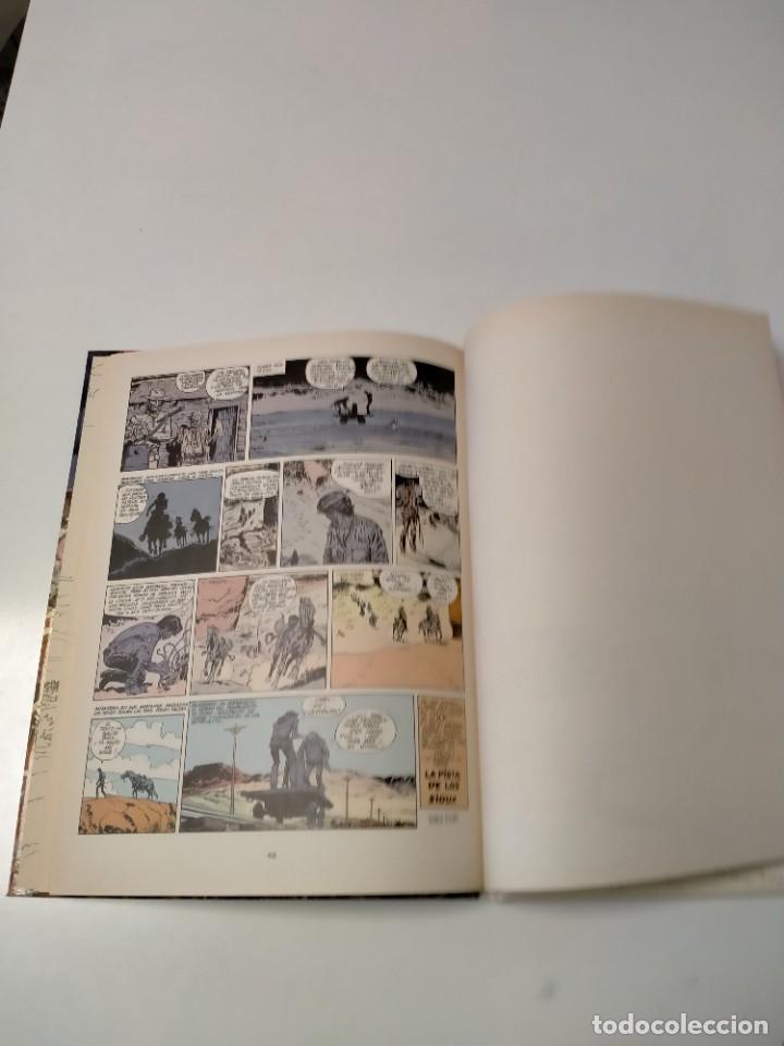 Cómics: El Teniente Blueberry número 4 El Hombre del Puño de Acero Grijalbo-Dargaud 1978 - Foto 6 - 242851120