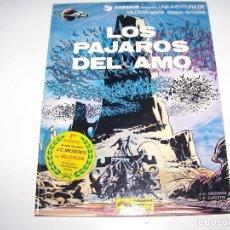 Cómics: GRIJALBO VALERIAN 4 LOS PAJAROS DEL AMO. Lote 242854520