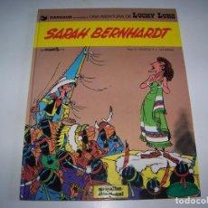 Cómics: GRIJALBO LUCKY LUKE SARAH BERNHARDT. Lote 242859845