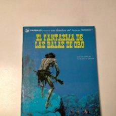 Cómics: EL TENIENTE BLUEBERRY NÚMERO 2 EL FANTASMA DE LAS BALAS DE ORO GRIJALBO-DARGAUD 1981. Lote 242861325