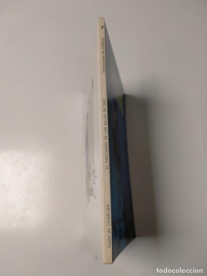 Cómics: El Teniente Blueberry número 2 El Fantasma de las Balas de Oro Grijalbo-Dargaud 1981 - Foto 3 - 242861325