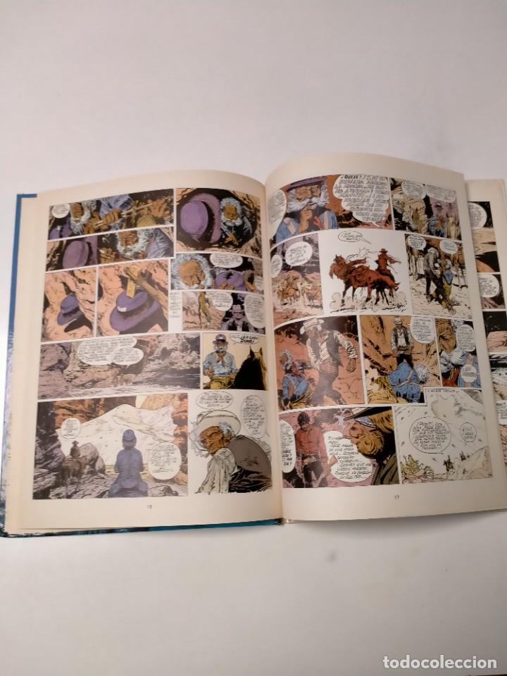Cómics: El Teniente Blueberry número 2 El Fantasma de las Balas de Oro Grijalbo-Dargaud 1981 - Foto 5 - 242861325