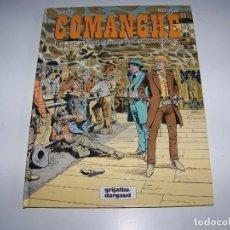 Cómics: GRIJALBO COMANCHE 12 EL DOLAR DE TRES CARAS. Lote 242864845