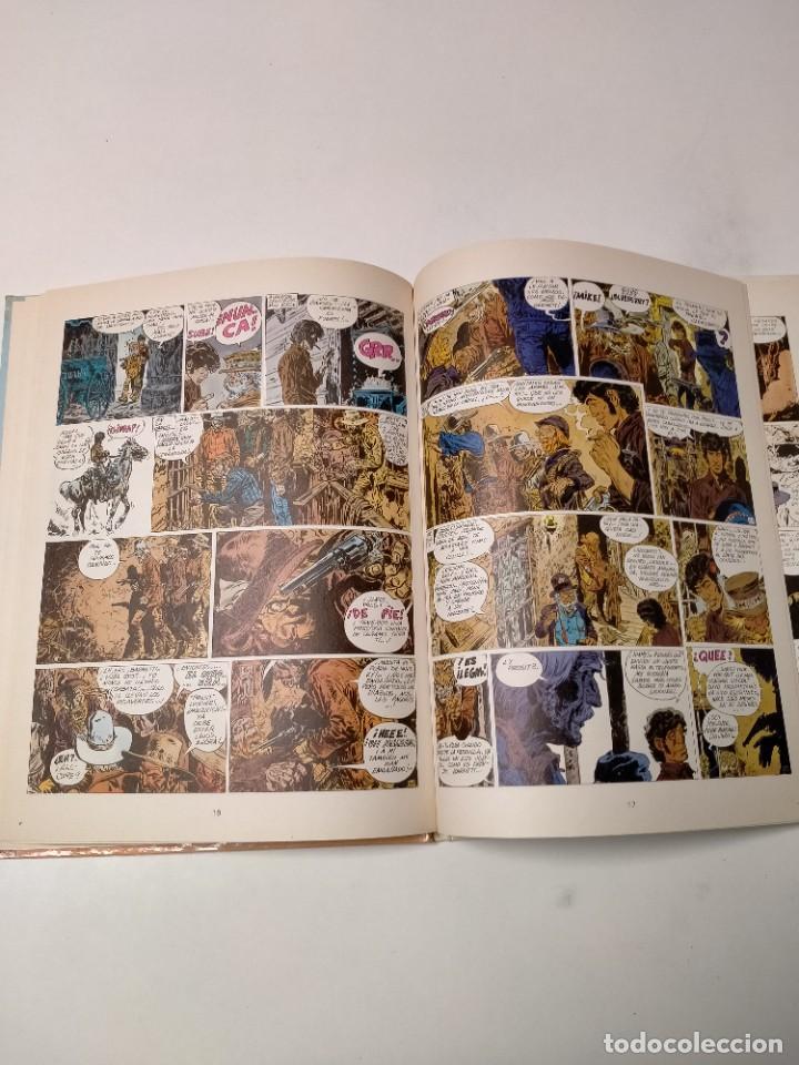 Cómics: El Teniente Blueberry número 1 La Mina del Alemán Perdido Grijalbo-Dargaud 1981 - Foto 5 - 242871600