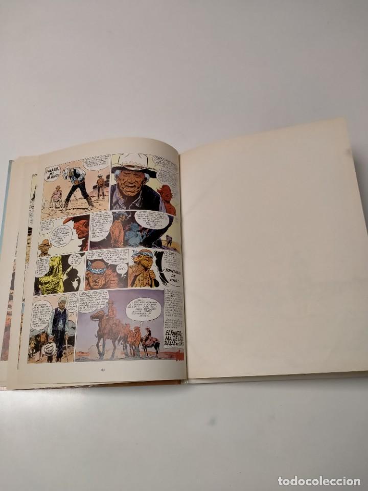 Cómics: El Teniente Blueberry número 1 La Mina del Alemán Perdido Grijalbo-Dargaud 1981 - Foto 6 - 242871600