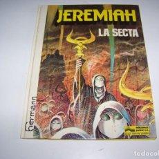 Cómics: GRIJALBO JEREMIAH 6 LA SECTA. Lote 243001830