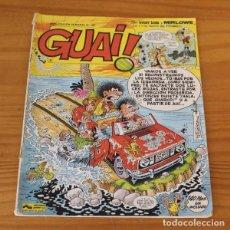 Cómics: GUAI 20 CHICHA TATO Y CLODOVEO, IBAÑEZ. MIRLOWE, RAF. LUCKY LUKE, ASTERIX, TOMAS ELGAFE... JUNIOR GR. Lote 243114240