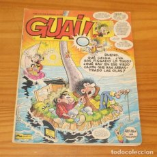 Cómics: GUAI 10 CHICHA TATO Y CLODOVEO, IBAÑEZ. MIRLOWE, RAF. BLUEBERRY, ASTERIX, TOMAS ELGAFE... JUNIOR GRI. Lote 243114275