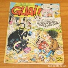 Cómics: GUAI 27 CHICHA TATO Y CLODOVEO, IBAÑEZ. MIRLOWE, RAF. LUCKY LUKE, ASTERIX, TOMAS ELGAFE... JUNIOR GR. Lote 243114330