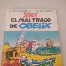 Cómics: CÓMIC ASTÉRIX EL MALTRATO DE OBELIX. Lote 243354095