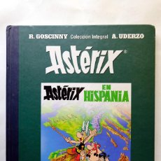 Cómics: ASTÉRIX EN HISPANIA. R. GOSCINNY - A. UDERZO. SALVAT, CON DOCUMENTOS INÉDITOS DE LOS AUTORES.. Lote 243404400
